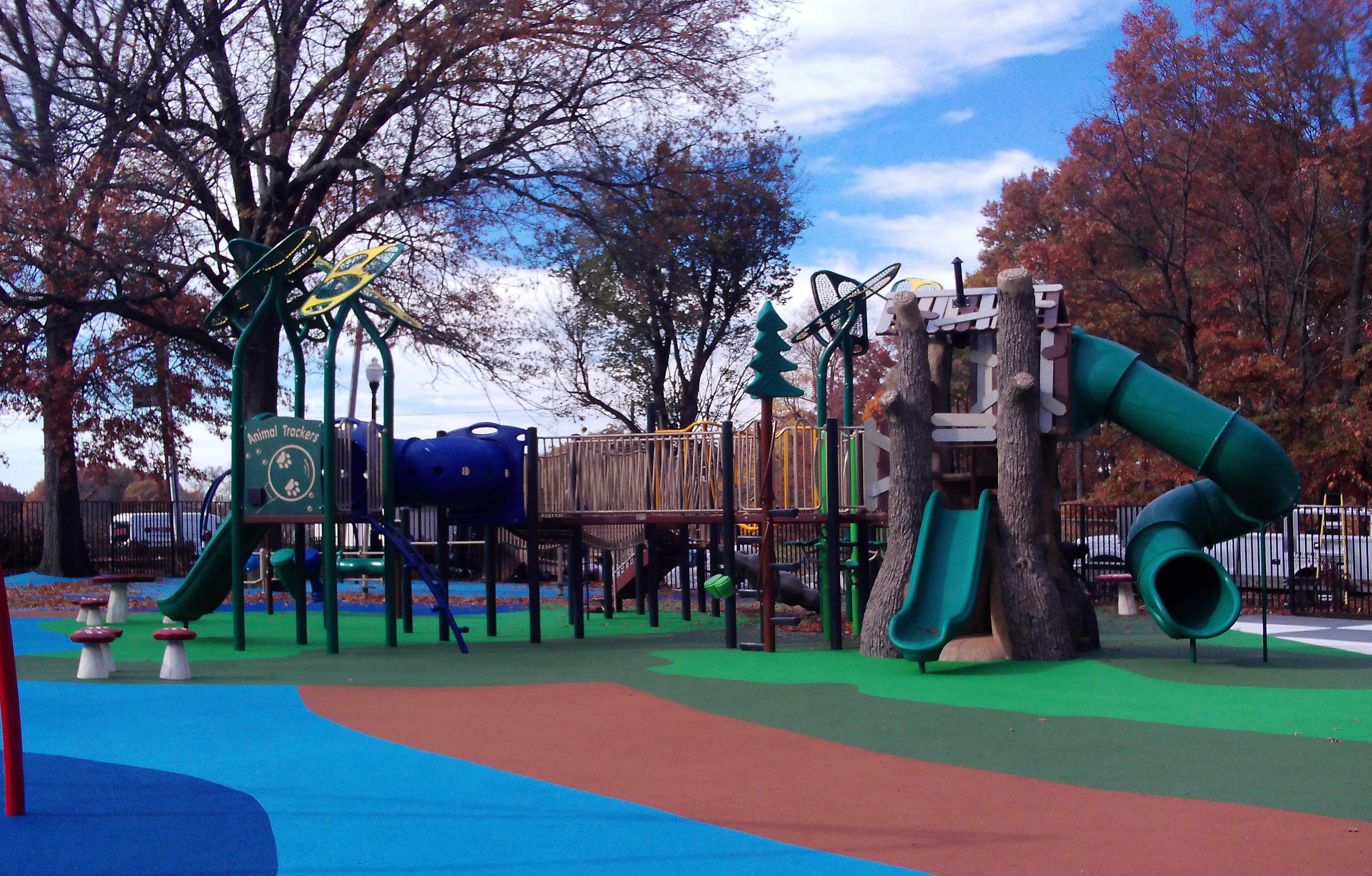 Playground Safety Surfacing NJ