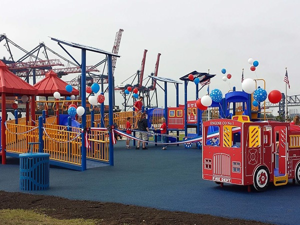 Playground Design NJ