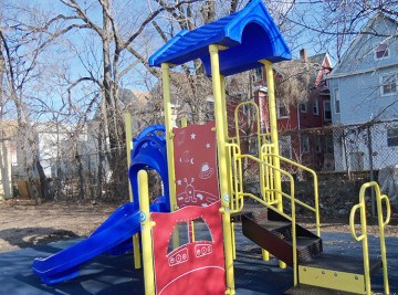 Apple Tree Development Center - Playground Project NJ