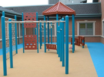 Bank Bridge Development Center - Playground Project NJ