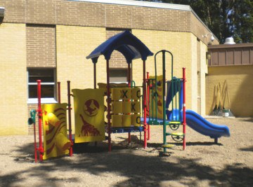 Camden County Technical School - Playground Project NJ