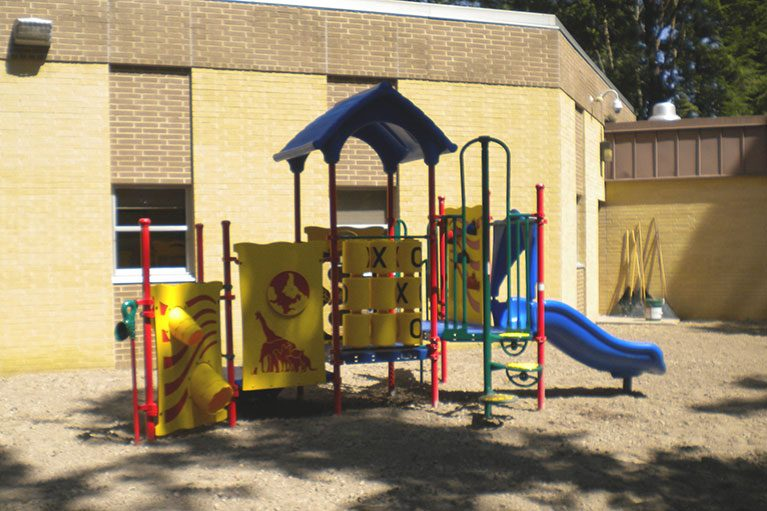 Camden County Technical School - Playground Project NJ