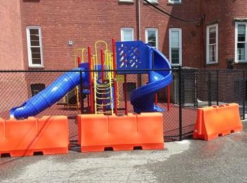 Cleveland Street Elementary School - Playground Project NJ