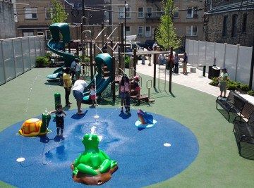 Dewey Ave Park - Waterpark Equipment Project NY