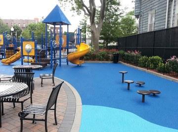 Duarte Park - Playground Project NJ