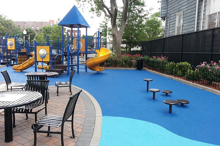 Duarte Park - Playground Project NJ