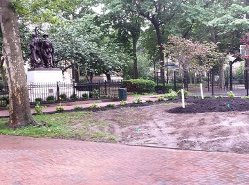 Elysian Park Improvements - Playground Project NJ