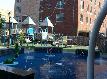 Fillmore Place Park - Playground Project NJ