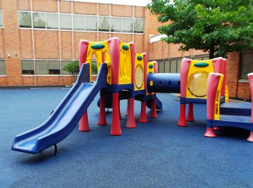 George Washington School #1 - Playground Project NJ