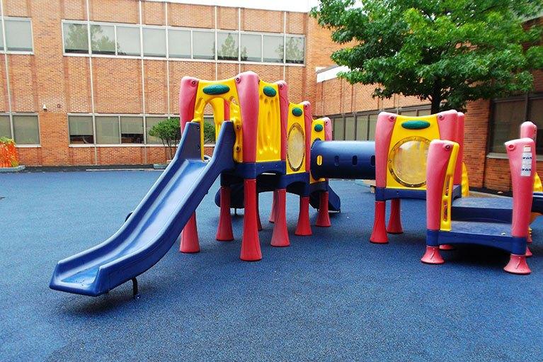 George Washington School #1 - Playground Project NJ