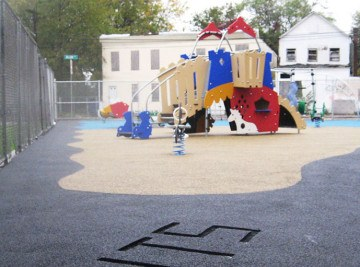 Harriet Tubman School Playground - Playground Project NJ