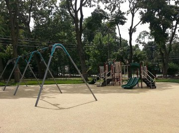 Haworth School Plaground - Playground Project NJ