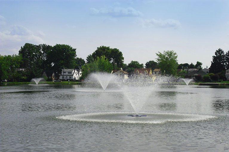 Indian Lake Park - Waterpark Equipment Project NJ