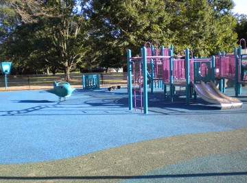 Marie H. Katzenbach School for the Deaf - Playground Project NJ