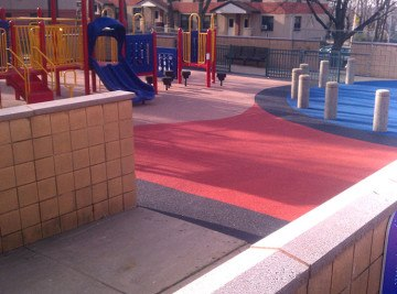 Meadowview Village Playground - Playground Project Nj