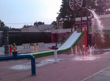 Mickey Walker Recreation Center - Playground Project NJ