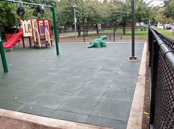 Millbank Park Play Area - Playground Project NJ