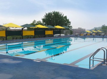 Municipal Pool Renovations - Waterpark Equipment Project NY