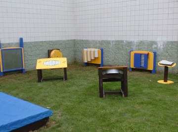 New Interdisciplinary School - Playground Project NJ