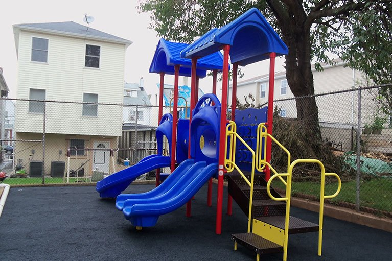 Our Lady of Guadalupe - Playground Project NJ