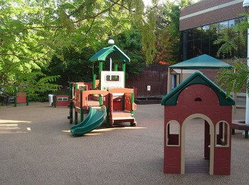 Overlook Child Care Center - Playground Project NJ