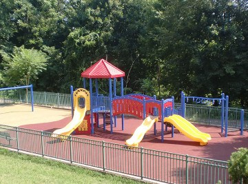 River View Apt Complex- Playground Project NJ