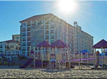Sandy Ground Asbury Park - Playground Project NJ
