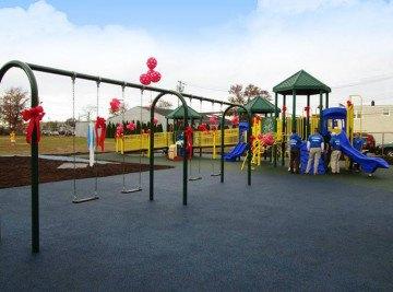 Sandy Ground Belmar - Playground Project NJ