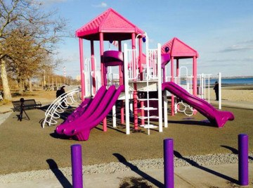 Sandy Ground Bridgeport - Playground Project NJ