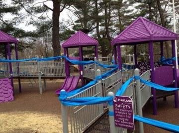Sandy Ground Hartford - Playground Project CT