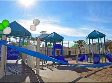 Sandy Ground Highland - Playground Project CT