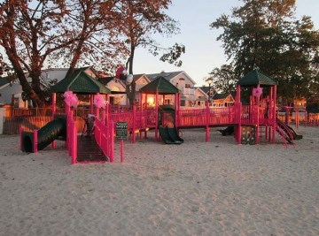 Sandy Ground Island Park - Playground Project NY