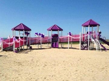 Sandy Ground Islip - Playground Project NY