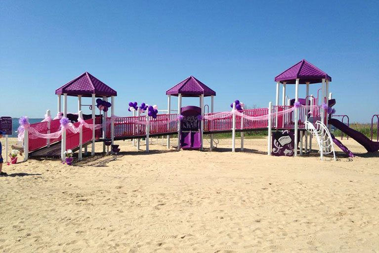 Sandy Ground Islip - Playground Project NY
