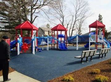 Sandy Ground Milford - Playground Project NJ