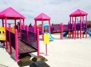 Sandy Ground Mystic - Playground Project NY