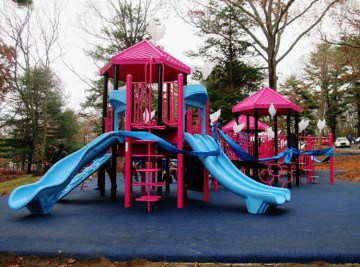 Sandy Ground New London - Playground Project CT