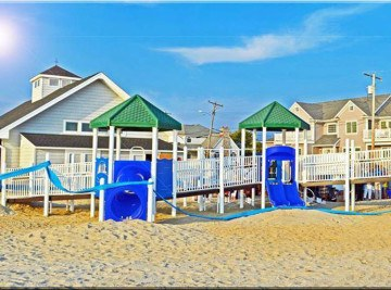 Sandy Ground Normandy Beach - Playground Project NJ