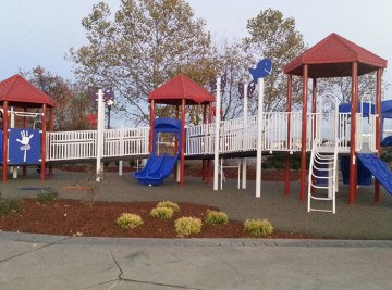 Sandy Ground Norwalk - Playground Project CT