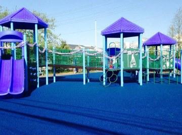 Sandy Ground Ocean City - Playground Project NJ