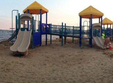 Sandy Ground Rockaway - Playground Project NY