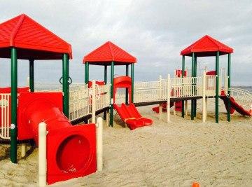 Sandy Ground Roxbury - Playground Project NY