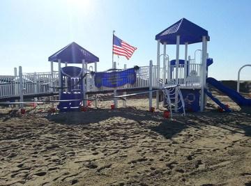 Sandy Ground Sea Bright - Playground Project NJ