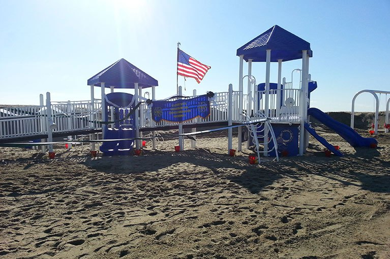 Sandy Ground Sea Bright - Playground Project NJ