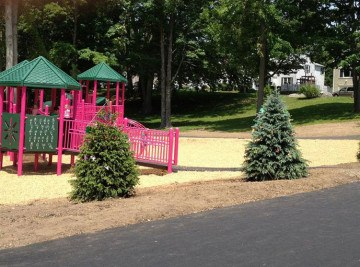 Sandy Ground Stratford - Playground Project CT