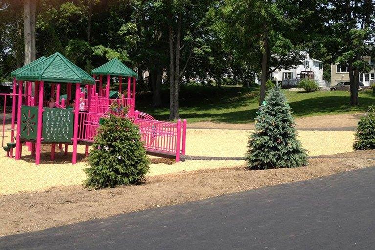 Sandy Ground Stratford - Playground Project CT