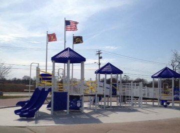 Sandy Ground Union Beach - Playground Project NJ