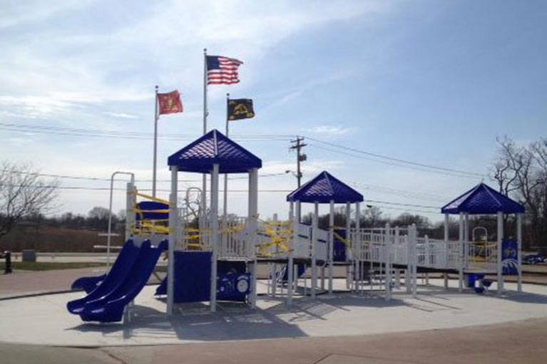 Sandy Ground Union Beach - Playground Project NJ