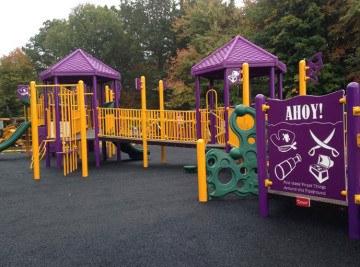 Sandy Ground Watertown - Playground Project NJ