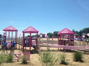 Sandy Ground West Haven - Playground Project CT
